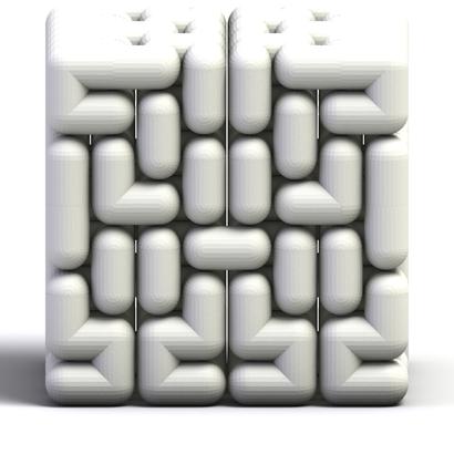 Cube déco