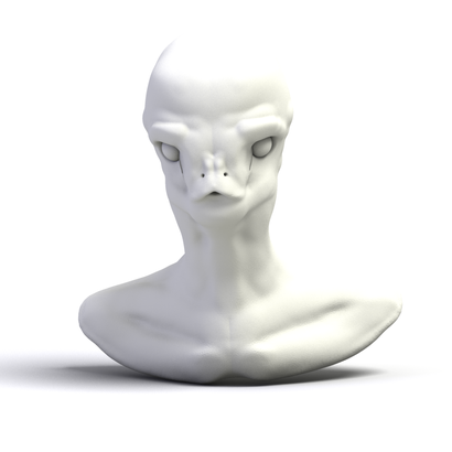 Alien Buste