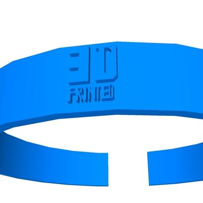 bracelet3Dprinted