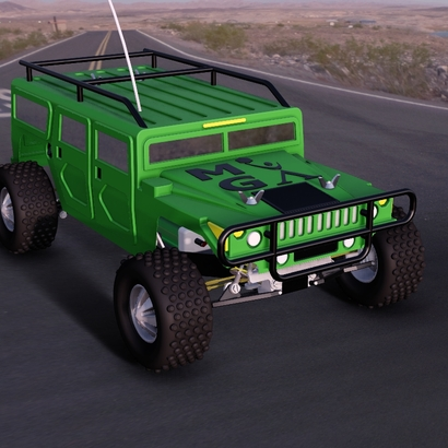 RC Vehicle Hummer