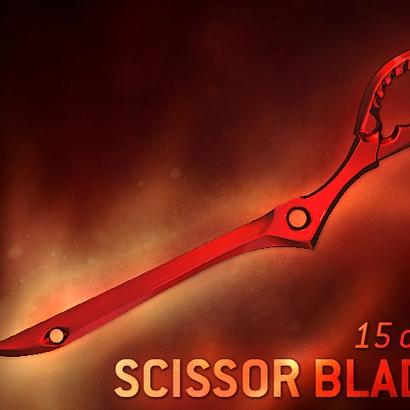 Scissor Blade v2