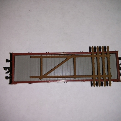 40 Z scale european H style telegraph/telephone poles