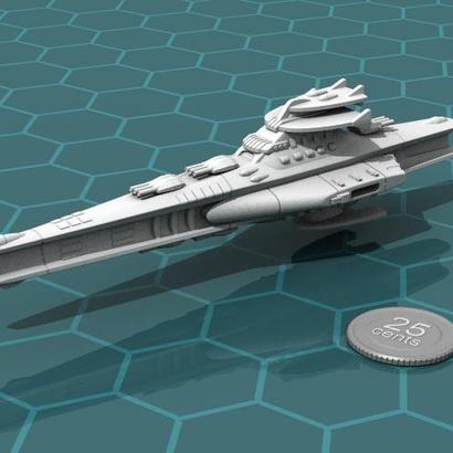 Novus Regency Battleship