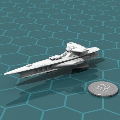 Novus Regency Fast Cruiser