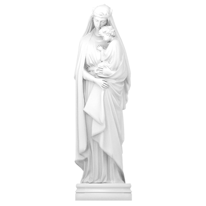 mary and child jesus (127mm tall)