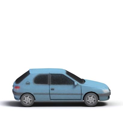 Peugeot 306 1/60