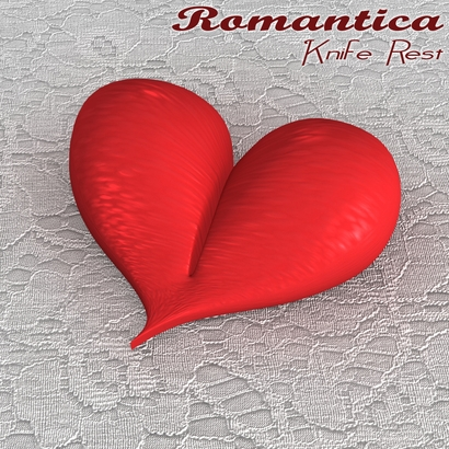 Romantica Knife Rest