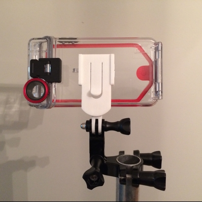 Optrix XD5 to GoPro Adapter