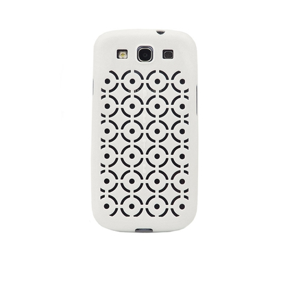 Samsung Galaxy S3 Art Deco case circle