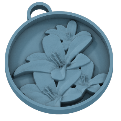 Lily Pendant