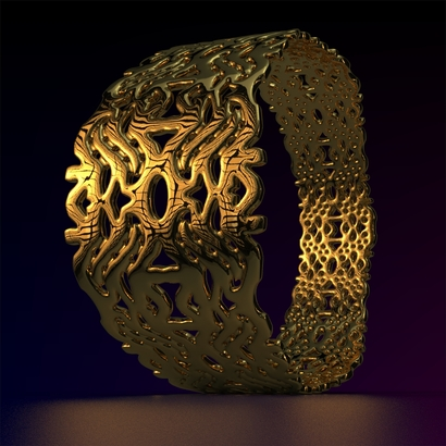 PA_Bracelet_d50_Pe23FR004b-X-wax