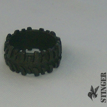 Mud Ring Size 10