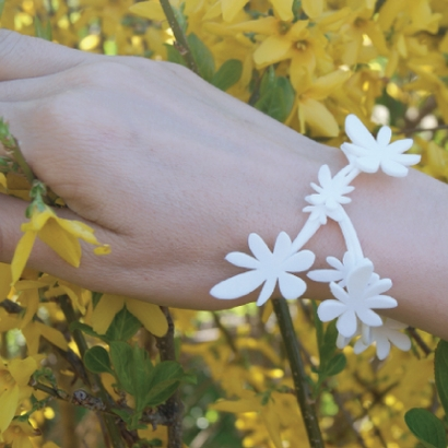 Forsythia Bracelet