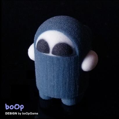 """""""boOp"""" the Robot"""