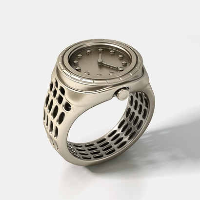 Ring Watch Size 7 US