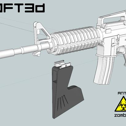 Tomahawk Bayonet (Solid)