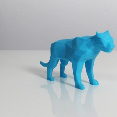 Tigre miniature origami