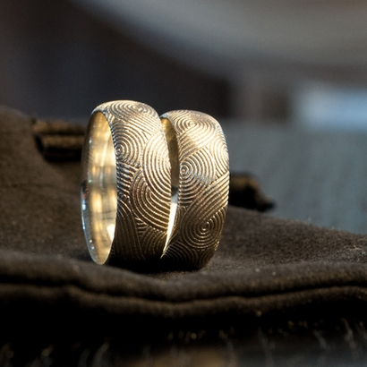 Custom ring for Him