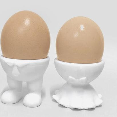 Mr. & Mrs. Egg