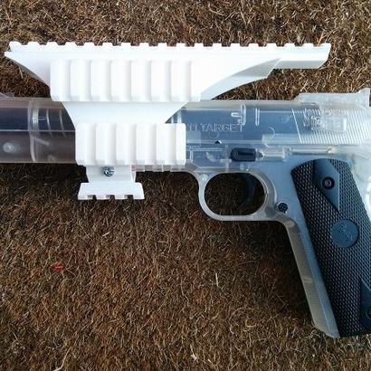 Pistol Hex-Rail