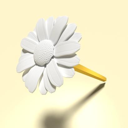 Daisy (Pen Cap)