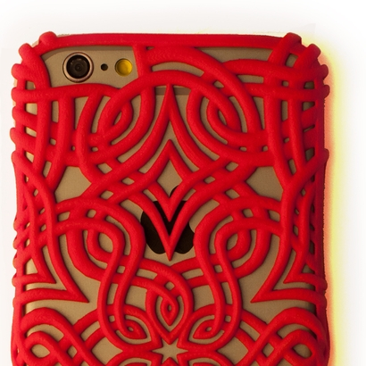 Lotus Art Case for iPhone 6