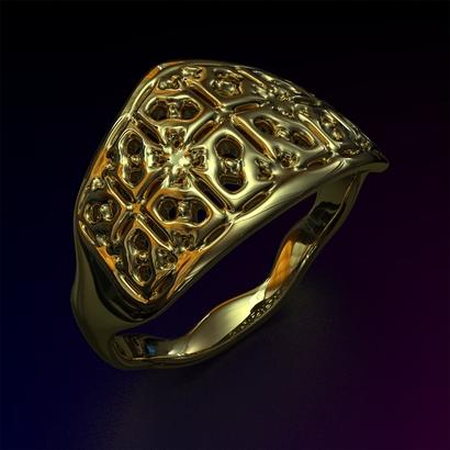 PAW_Ring_d16_SE71U105a10m2M11T1FR023-wax