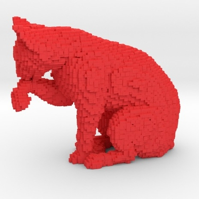 Digital Cat Miniature