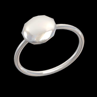 Ring Geo - Size 8 USA (18.20 mm)