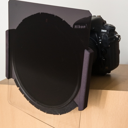 165mm filter holder for WonderPana system