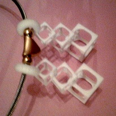 penditif aux cubes