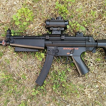 MP5 Handguard Picatinny Rail (Solid)