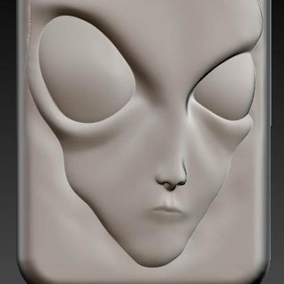 IPhone 06 case – alien