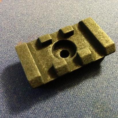 Rotatable Picatinny Rail Adapter