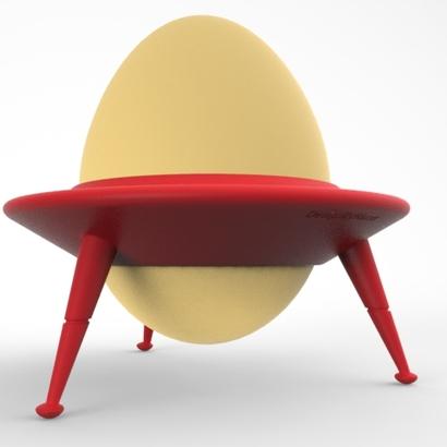 UFO Egg Holder