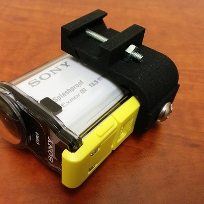 Sony SPK-AS1 / SPK-AS2 Picatinny Mount Adapter
