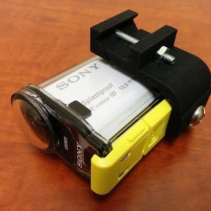 Sony SPK-AS1 / SPK-AS2 Picatinny Mount Adapter