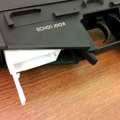 IGOR to MP7 Magazine Adapter