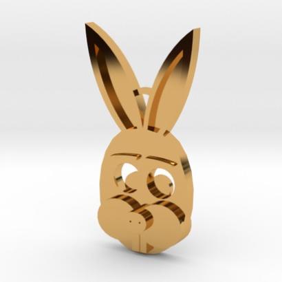 Bunny face Sculpteo