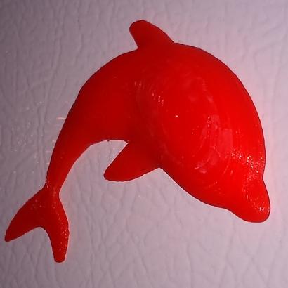 Magnet dauphin