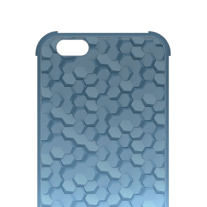 iPhone6 case hex-s