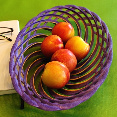 fruit basket - organic design