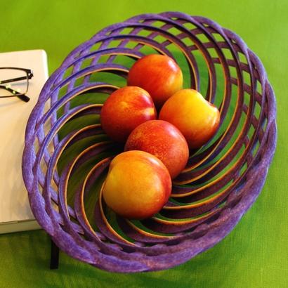 fruit basket - organic design