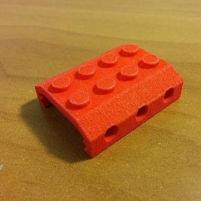Building Block Picatinny Adapter