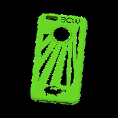 Case iphone 6 (6S) Sun Person.