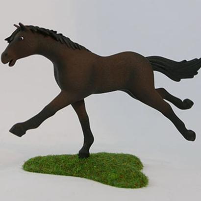 playmobil running horse pose2