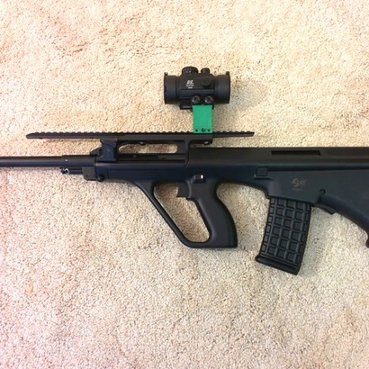 50.8mm 3 Slots Picatinny Riser