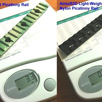 8 Slots Rail (Pre-Drilled)