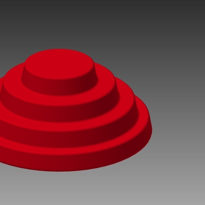 Devo Hat  13mm Diameter
