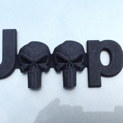 3D Punisher Skulls (JK OEM)